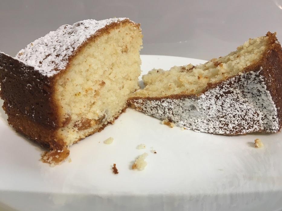 עוגת שקדים מלכותית 14