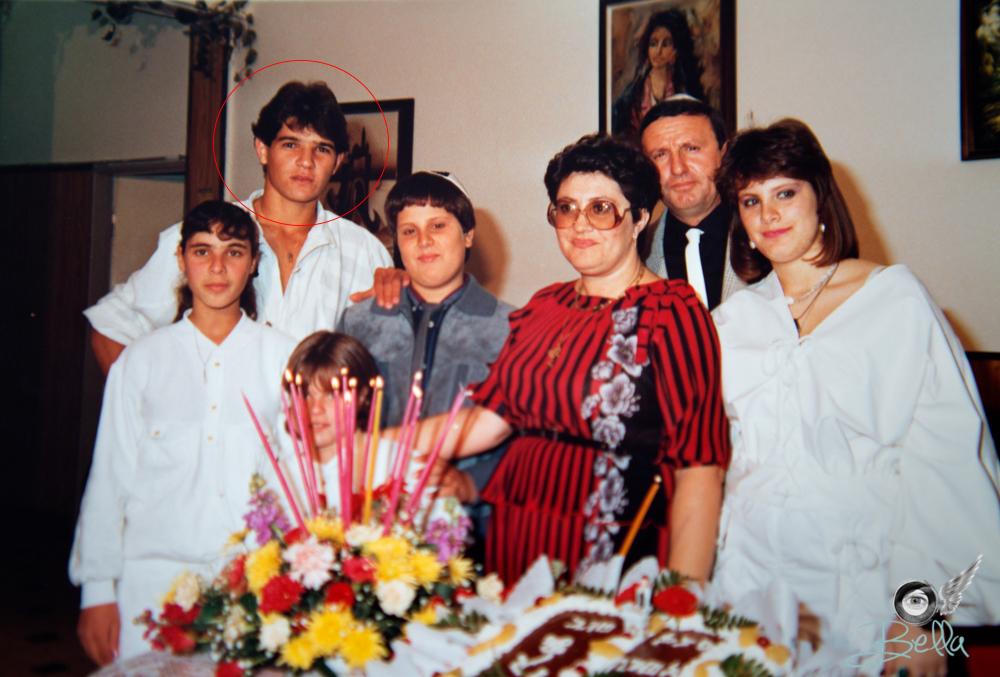 צילום מתוך האלבום המשפחתי