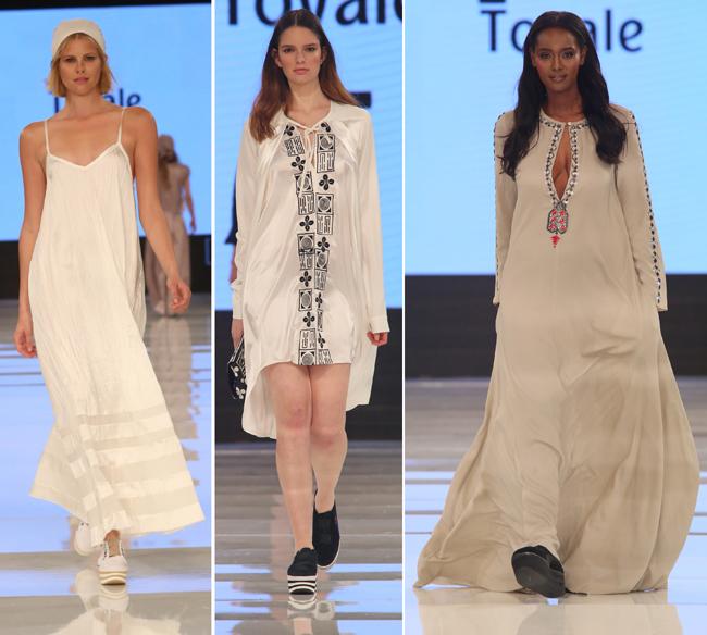   טובה'לה+ - ה- כוכבת של שבוע האופנה האחרון  