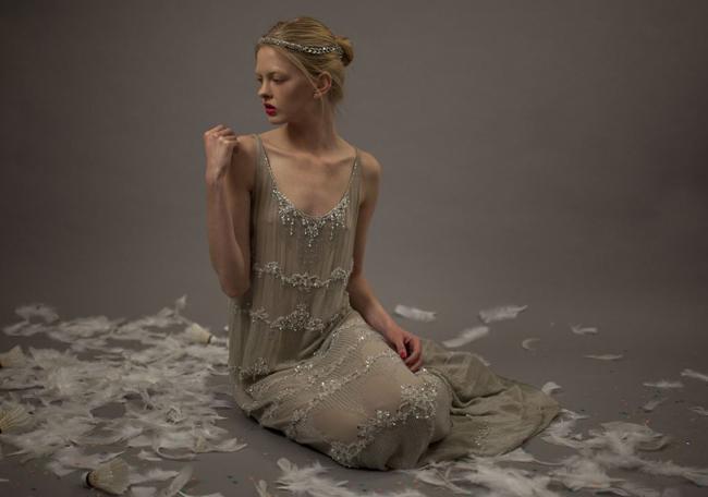 שמלה של ACNE תרומת בוטיק ורנר, ביריד הכלות בנמל