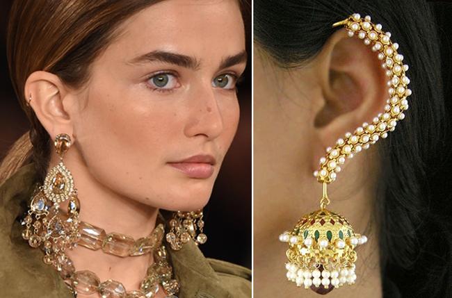 earrings+earCuffs