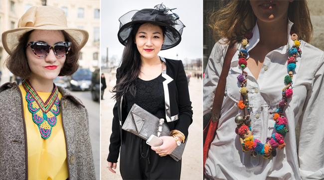 | הוסיפי צבע, ענדי שרשרת, חבשי כובע | תצלומים: Shutterstock |