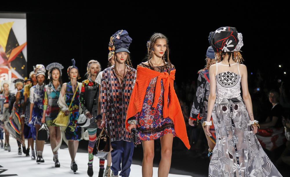   תצוגת Desiual, שבוע האופנה ניו-יורק   תצלום: Shutterstock  