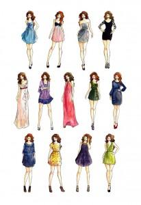 סגנונות לבוש