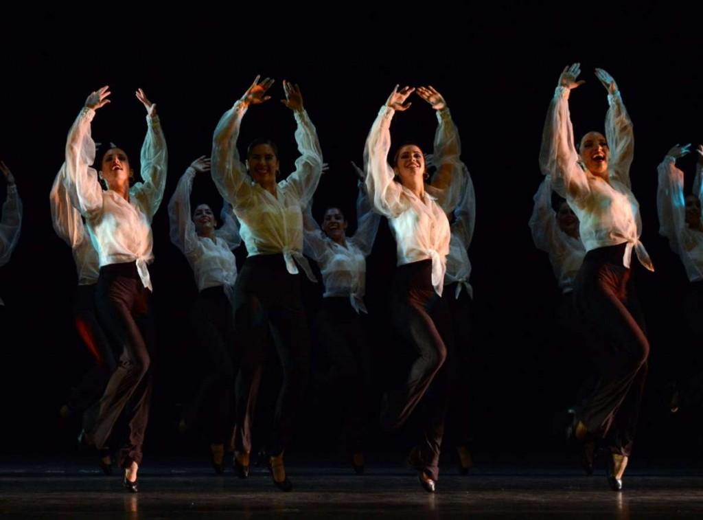 Lizt Alfonso Dance Cuba - קרדיט צילום - ליזט אלפונסו דאנס קובה