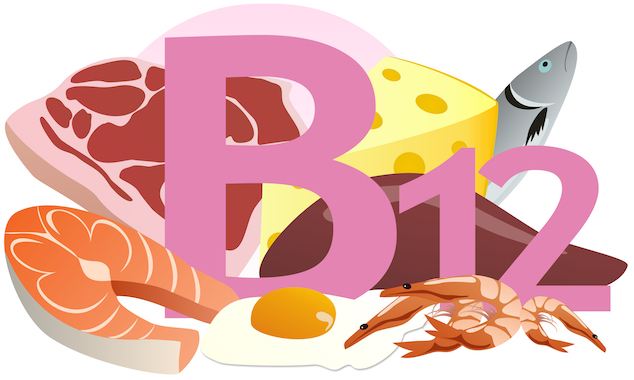 products containing vitamin B12