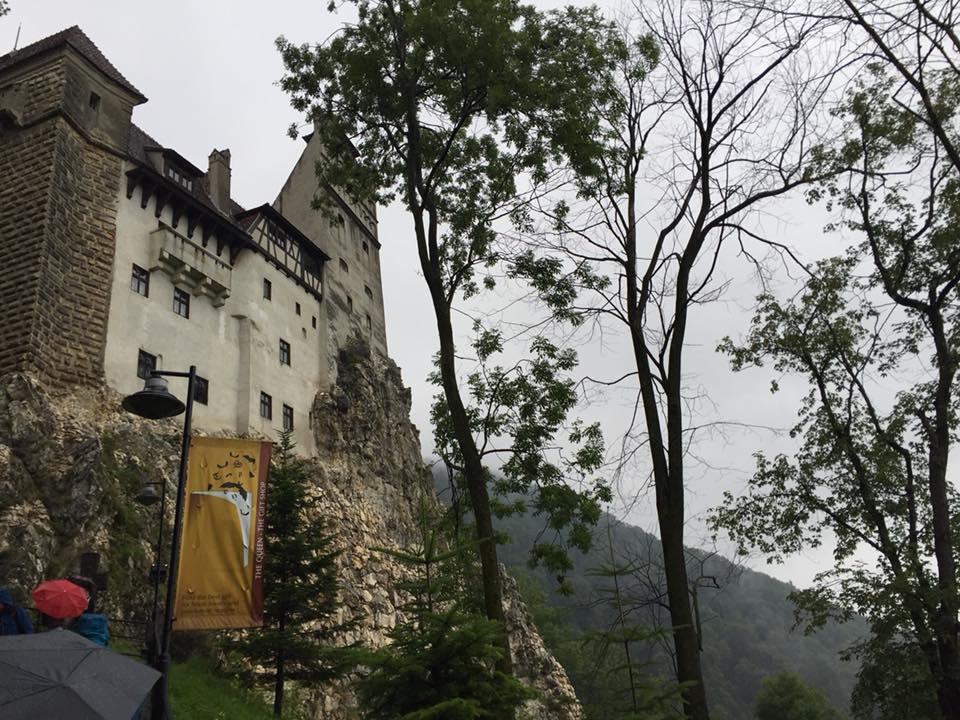 רומניה - הטירה של דרקולה