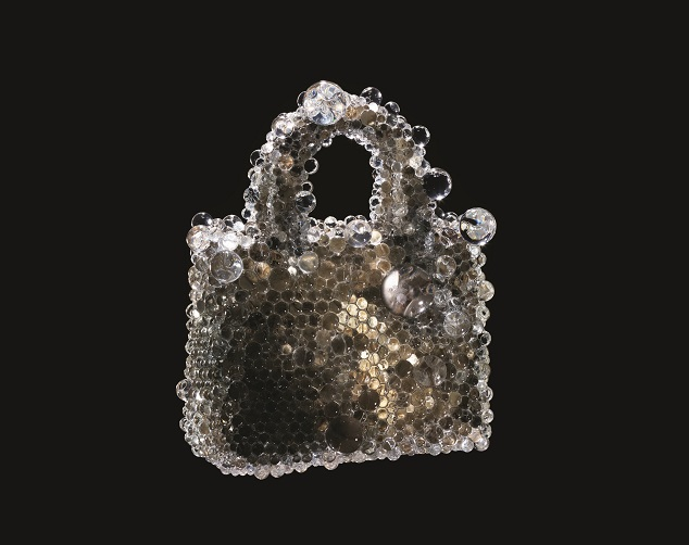 PixCell-Bag (Lady Dior, Grey and Silver Python) by KOHEI NAWA, 2011