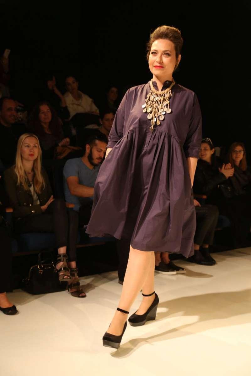 resized_תצוגת אופנה של סיליז למען קרן המשאלות של גילה אלמגור. מירה עווד. צילום אבי ולדמן (2)