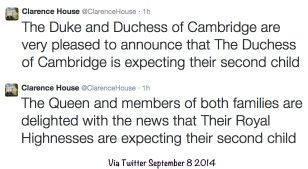 resized_Kate-2nd-Second-Pregnancy-Announcement-Clarence-House-Tweets-September-8-2014-