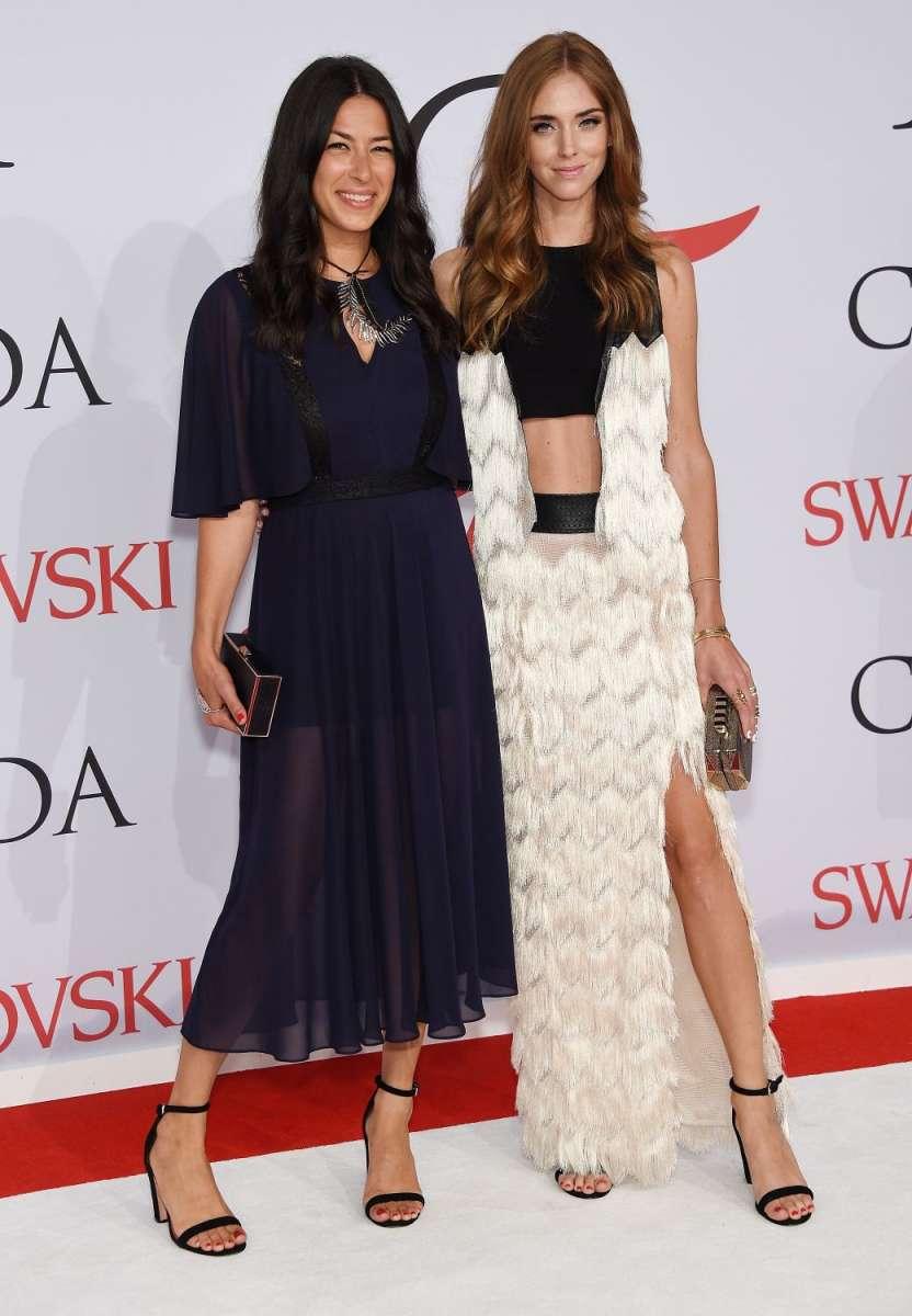 resized_Rebecca Minkoff and Chiara Ferragni, in a dress by the designer