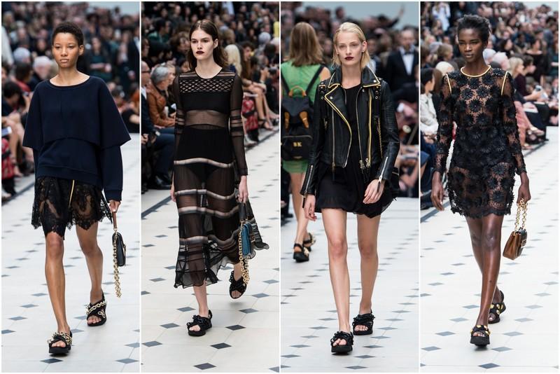לונדון - שבוע האופנה קיץ 201611