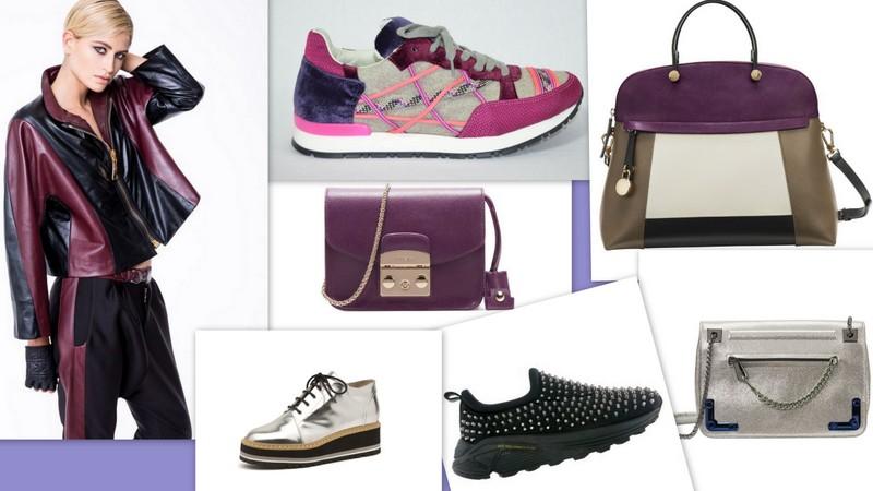 פורלה +נעלי מרי