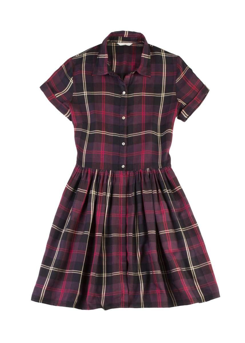 שמלה של ספרינגפילד - בלעדי במשביר לצרכן - 149.90 שח. להשיג בסניפי המשביר לצרכן. צילום יחצ