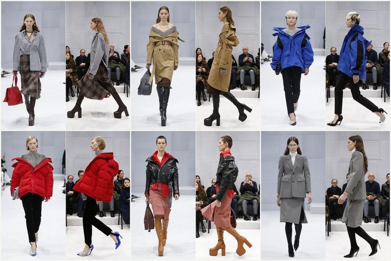 פריס שבוע האופנה -FALL 20164