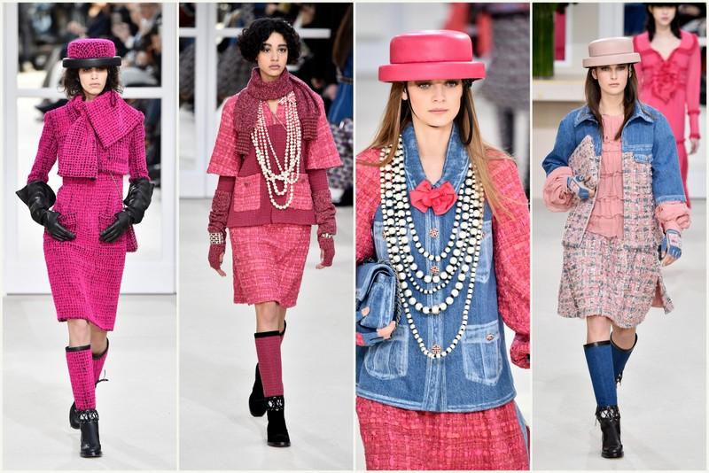פריס שבוע האופנה -FALL 20167
