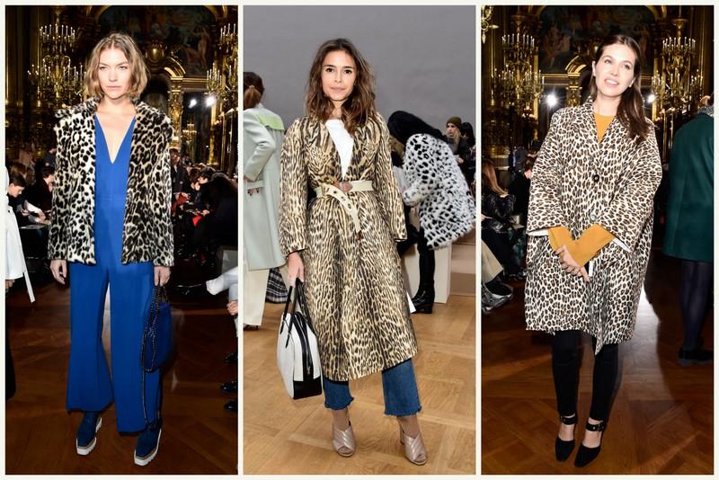 פריס שבוע האופנה -FALL 201619