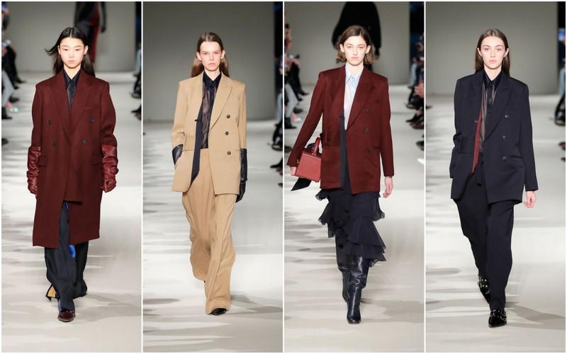 ניו יורק - שבוע האופנה חורף 20178