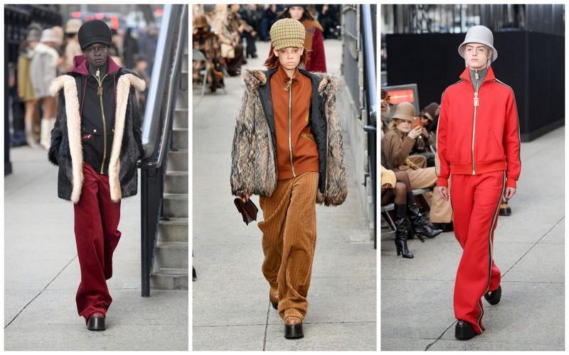 ניו יורק - שבוע האופנה חורף 20177