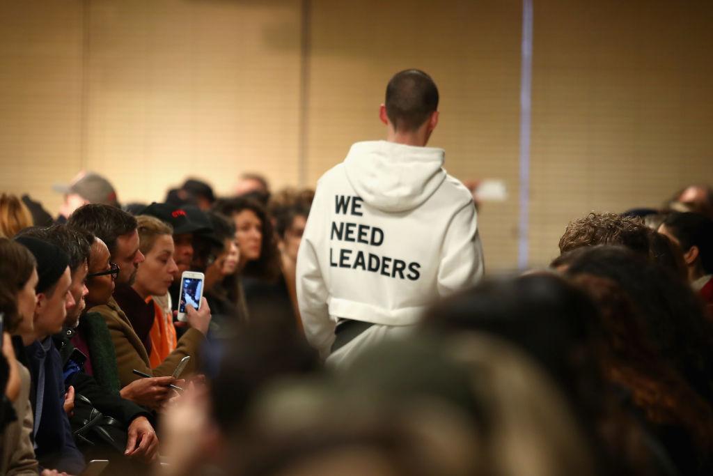 Public School - Front Row - February 2017 - New York Fashion Week