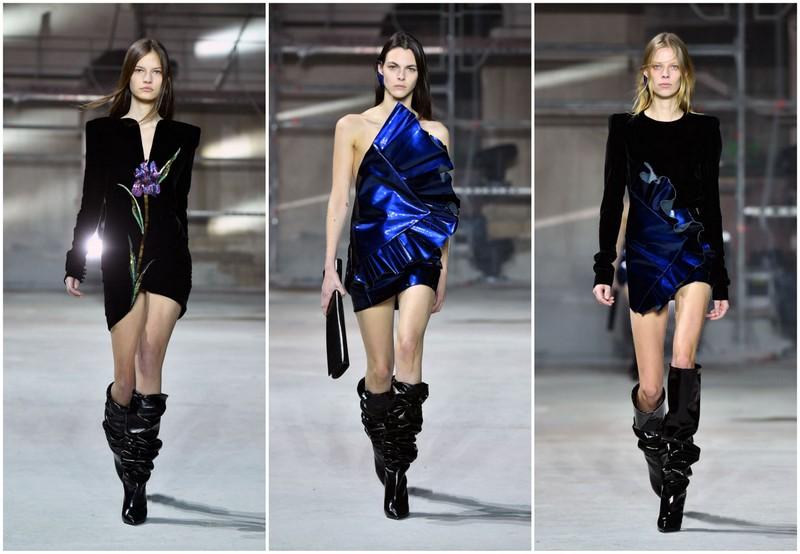 פריז 2017 - שבוע  2017 האופנה חורף12