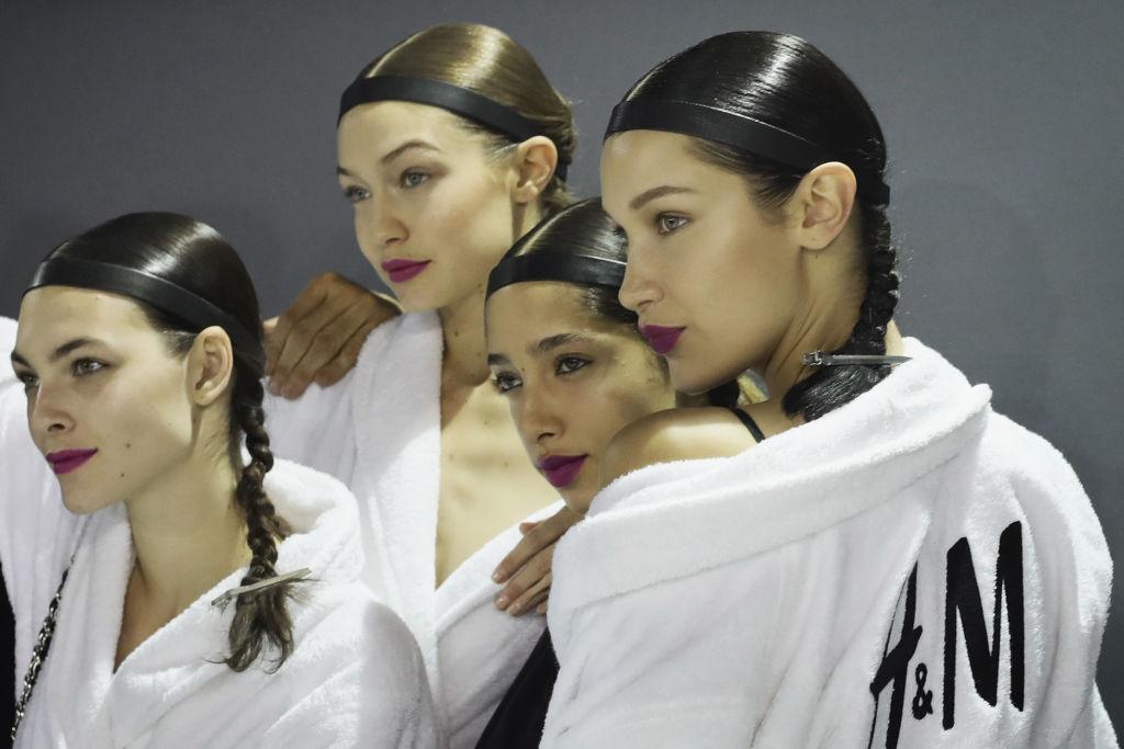 H&M Studio: Backstage - Paris Fashion Week