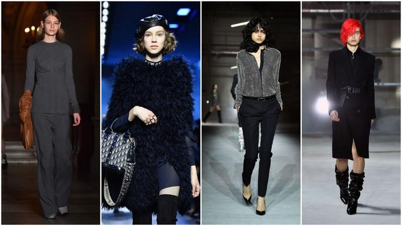 פריז 2017 - שבוע  2017 האופנה חורף7