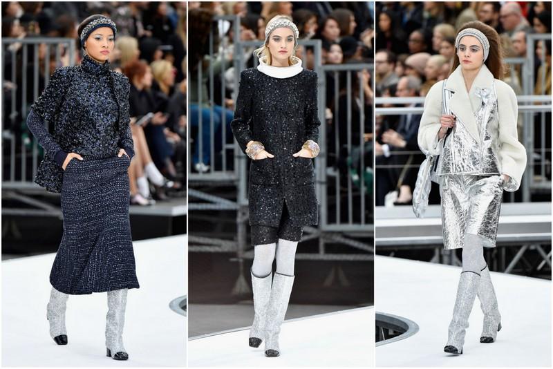 פריז 2017 - שבוע  2017 האופנה חורף1