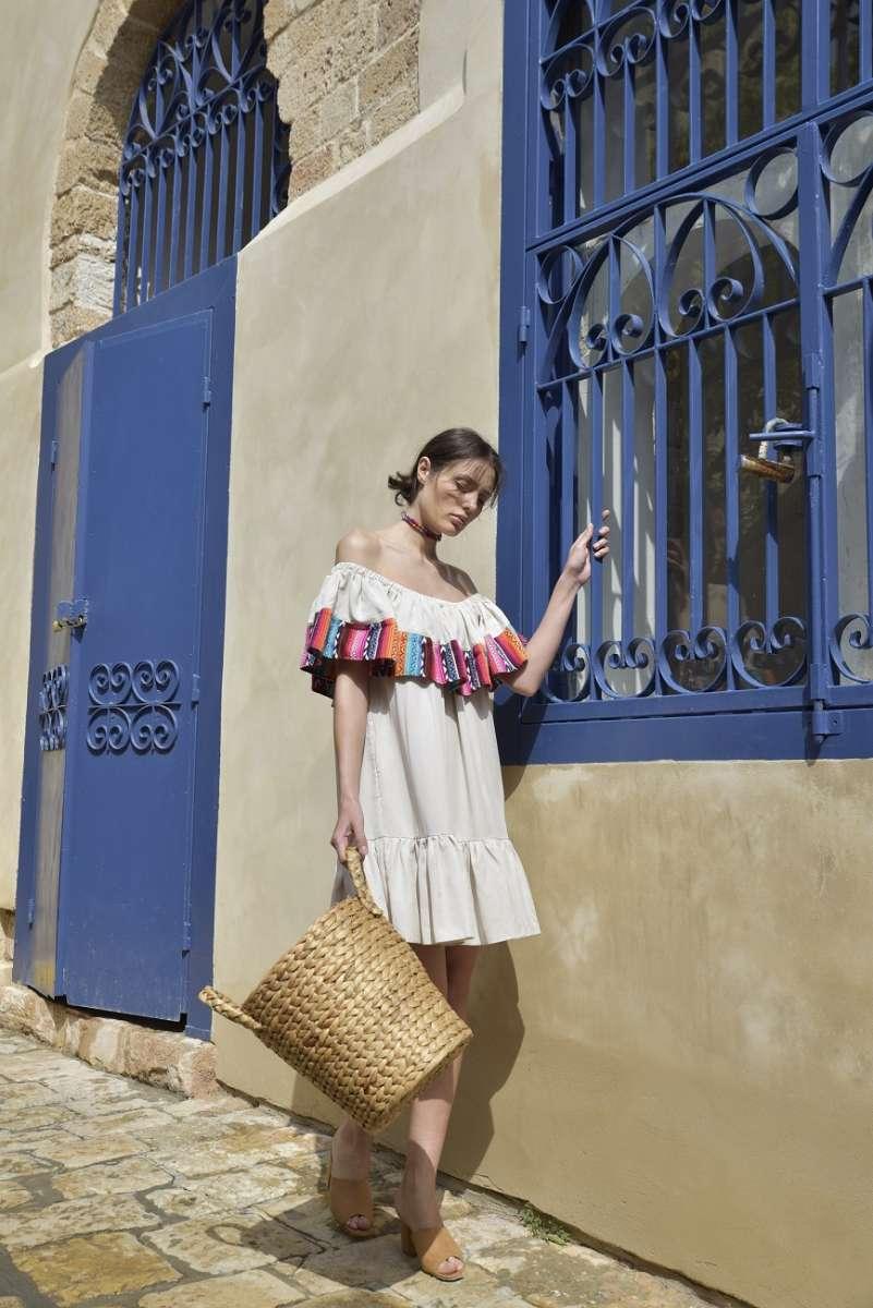 דנה סידי שמלת סאסא 699 שח צילום אביב אברמוב