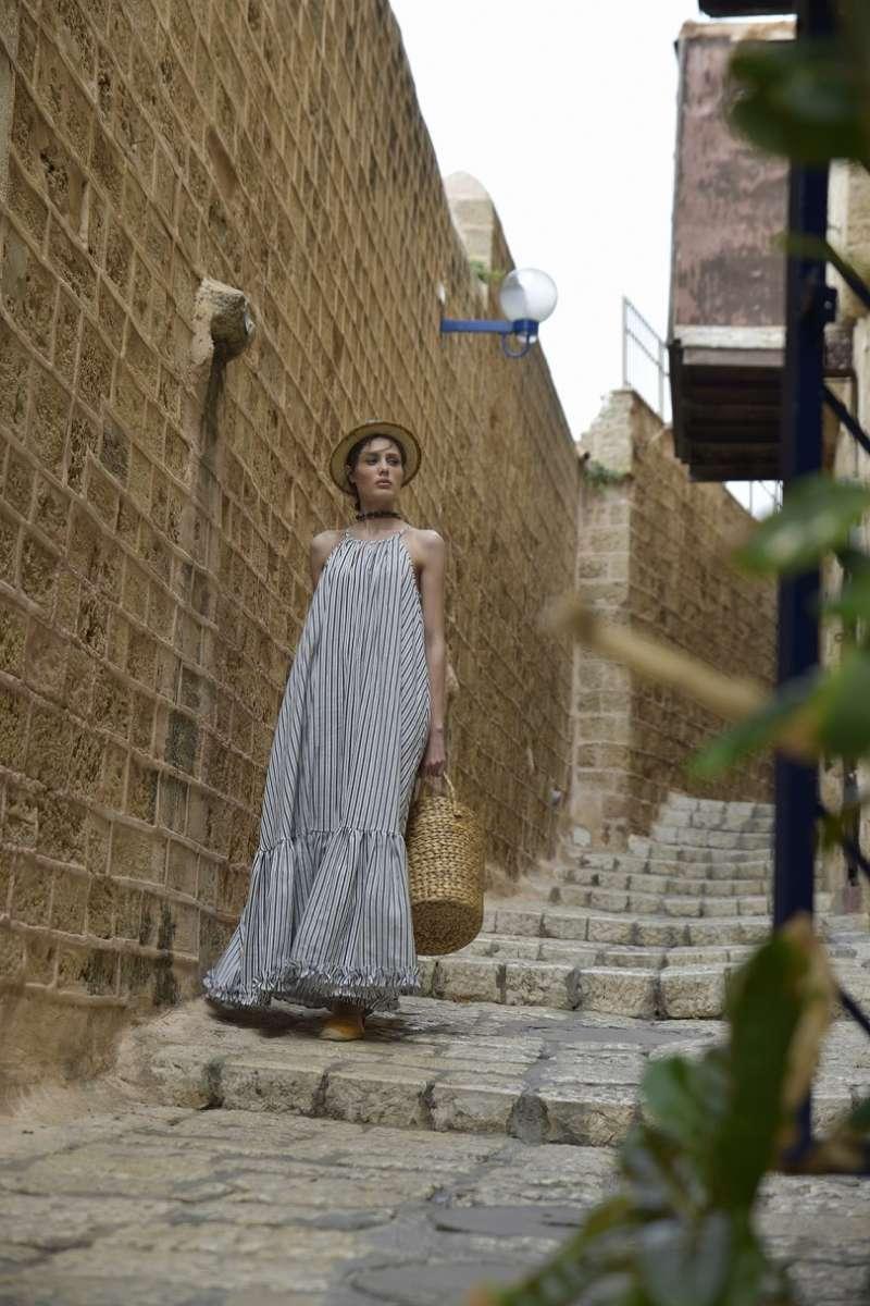 דנה סידי שמלת אוניל 720 שח צילום אביב אברמוב