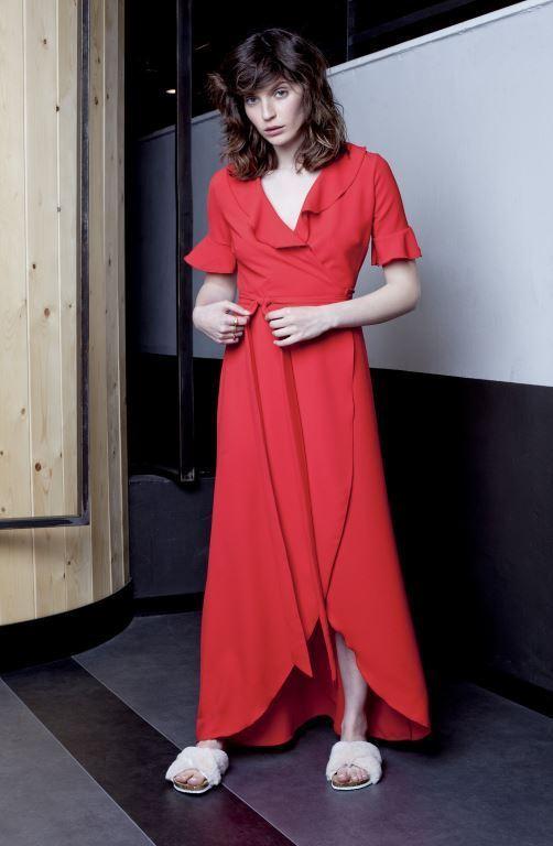 בוטיק המעצבים בדיזנגוף סנטר, שמלה של בטי ברוק-580שח, צילום מירב בן לולו ...