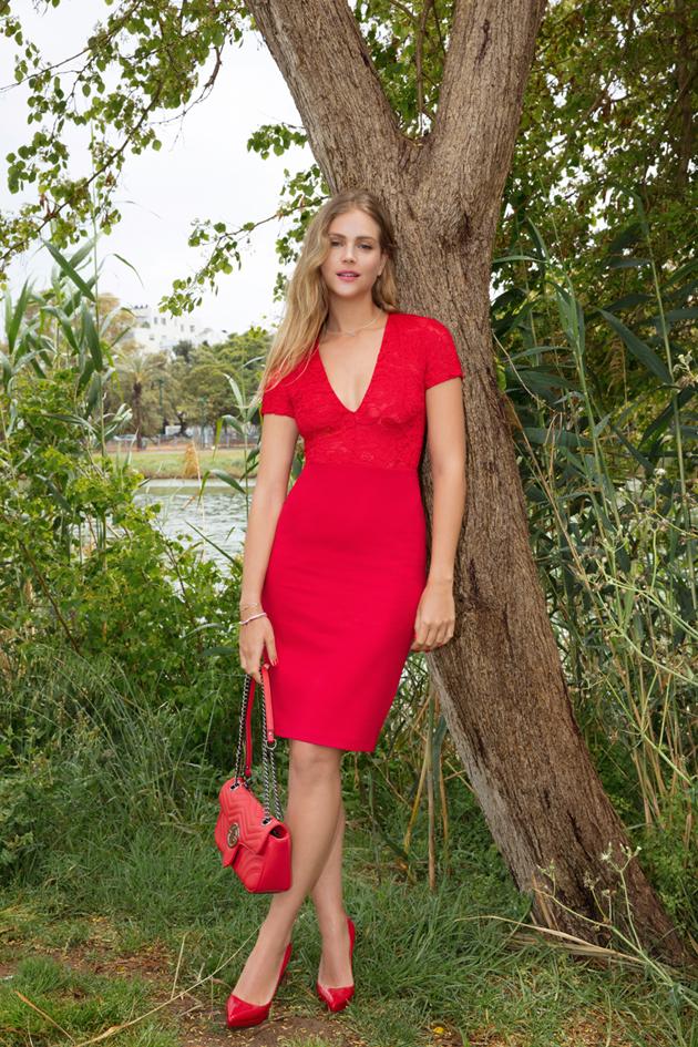 גולברי שמלה 349.90 שח  (3) צילום יניב אדרי