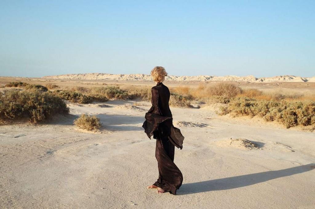 משכית הר סדום צילום התערוכה צילום אייל נבו -אשת לוט-