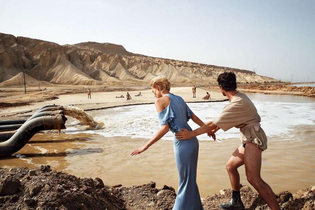 משכית הר סדום מתוך התערוכה צילום אייל נבו -מעשה מגונה-