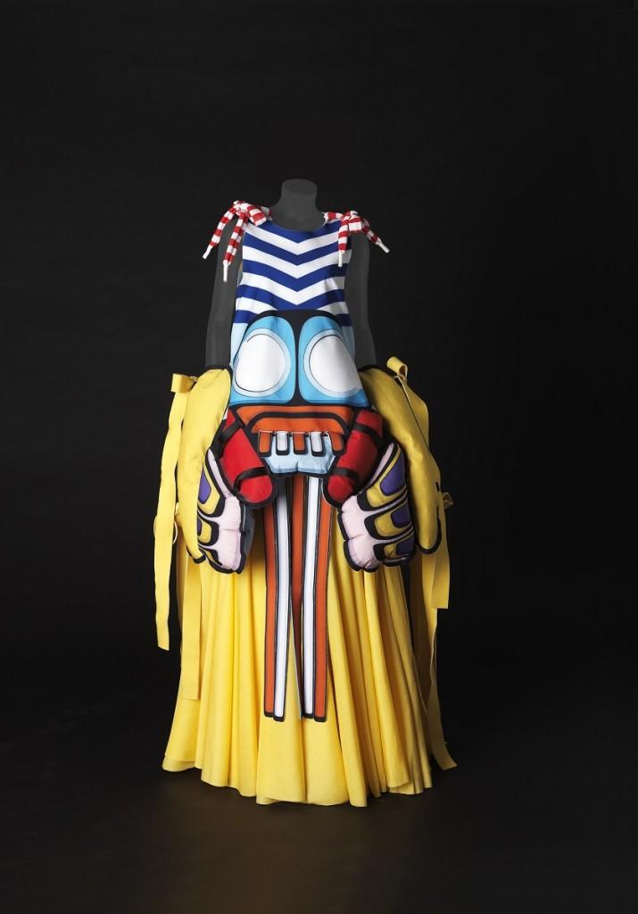 Amir Marc_dark Doll צילום ©   מוזיאון ישראל, ירושלים על ידי אלי פוזנר
