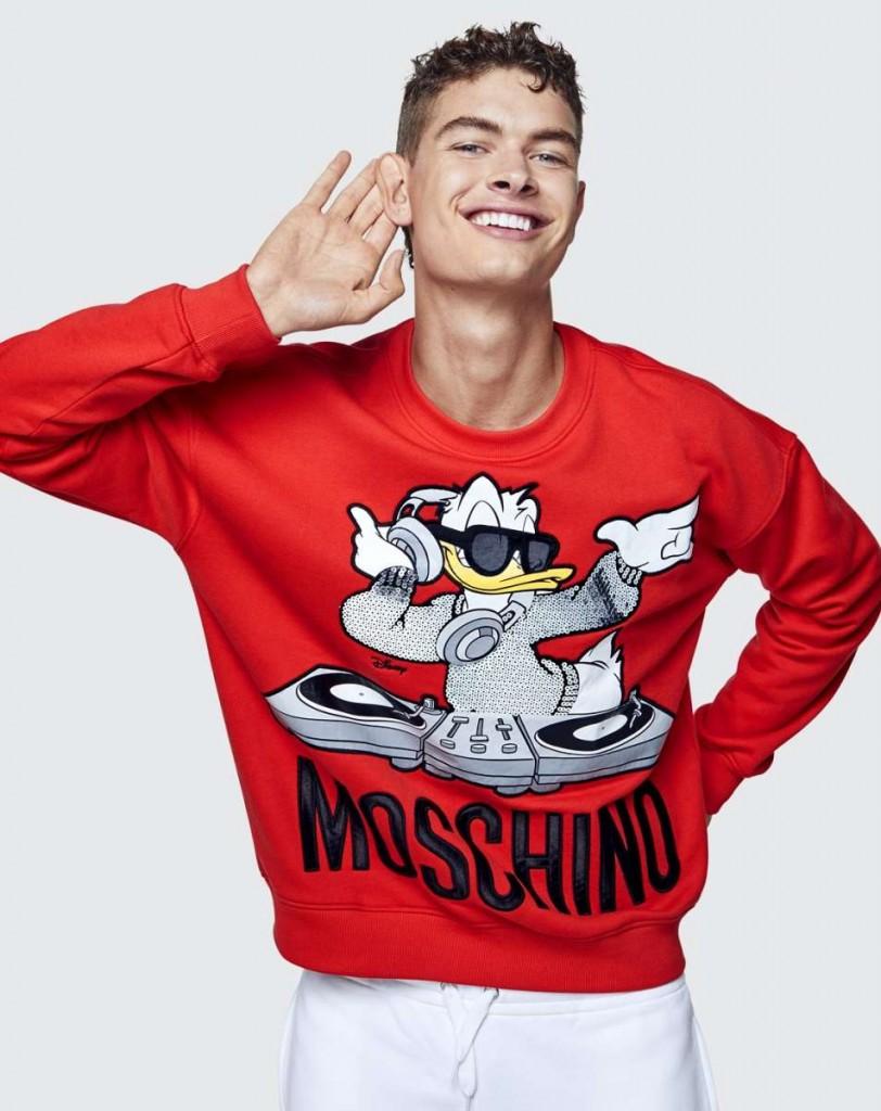 MOSCHINO [tv] H&M צילום הנס מוריץ  (21)
