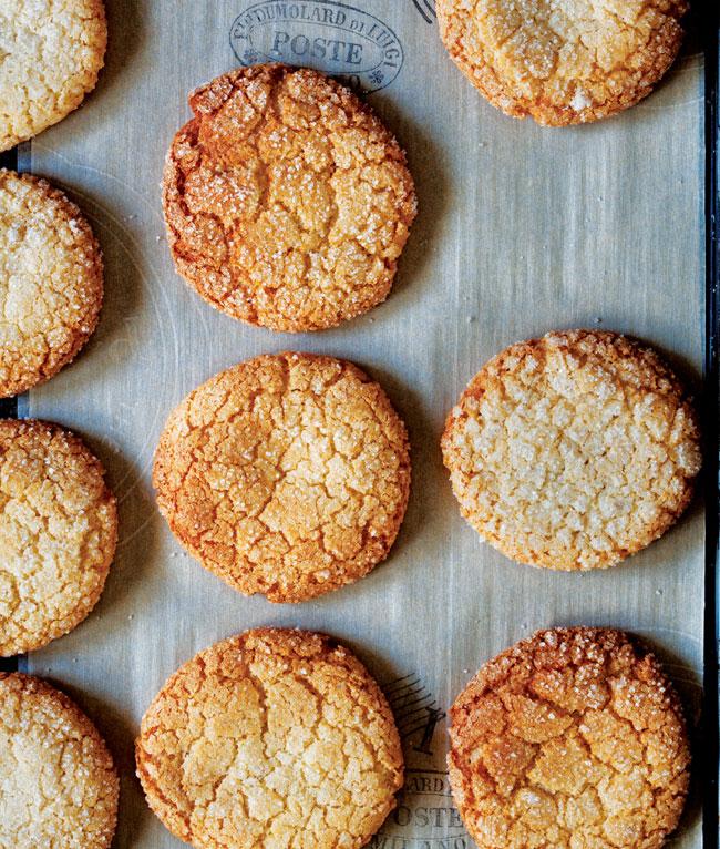 עוגיות אמרטי של מיקי שמו