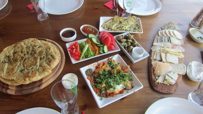 מבשלת פפו. אירוח קליל וטעים