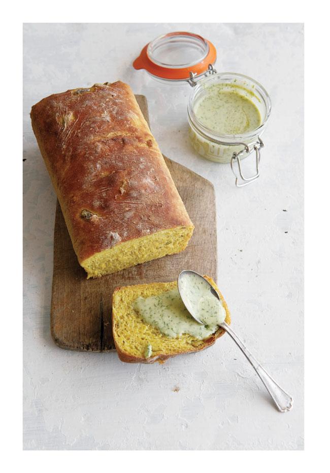 לחם קישואים של ארז קומרובסקי