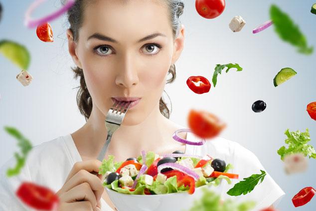 בלי דיאטה: מתחילים שינוי תזונתי (צילום: שאטרסטוק)