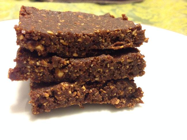 פאדג' שוקולד בטעם נוטלה ללא סוכר. צילום: גלית שלגי