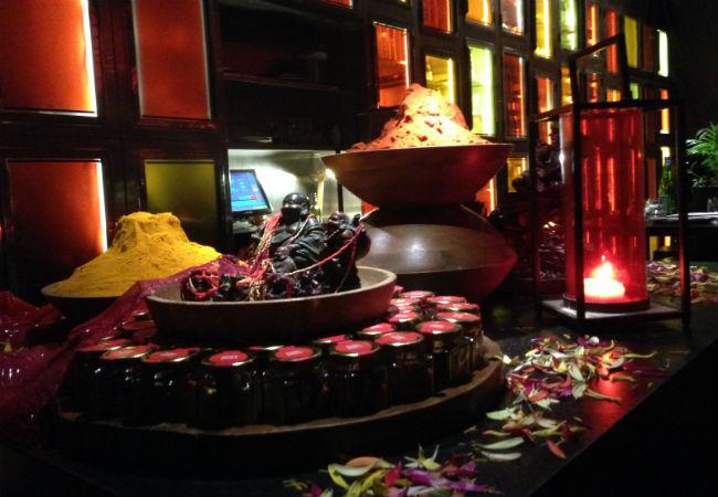 הערב ההודי של טאיזו. צילום: מורן קדוסי