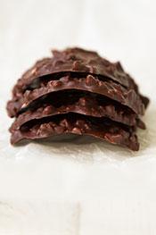 טוויל שוקולד שקדים