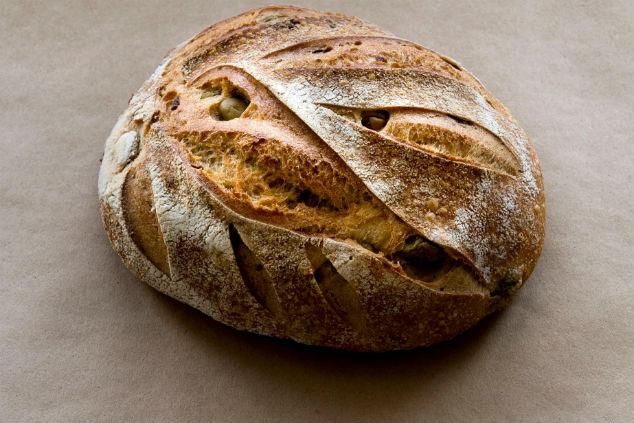 לחם של אורי שפט. צילום: דניאל לילה