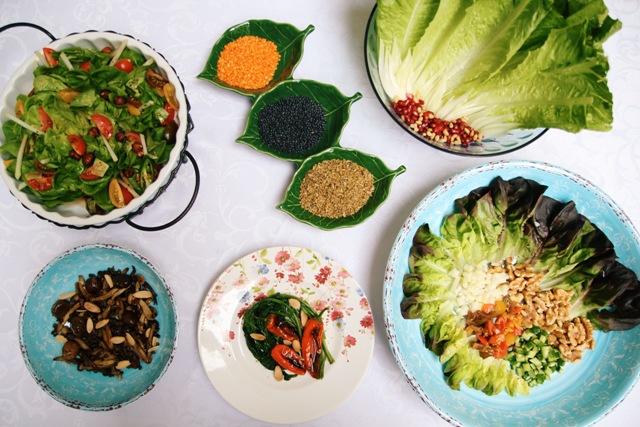 גולף חנוך שכטר צילום: אליענה גולומב אוכל טבעוני