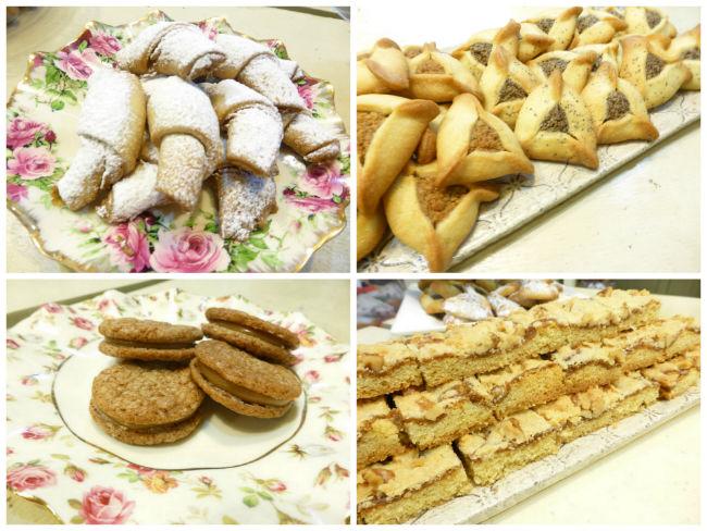 עוגיות מנצחות לפורים (צילום: שרון סער)