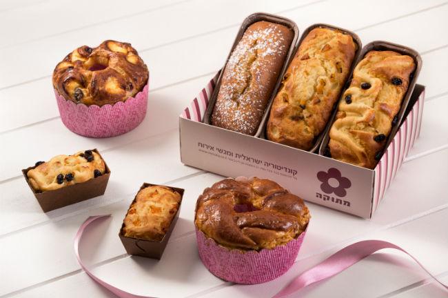עוגת שמרים וגבינה של מתוקה לשבועות. צילום: יחצ