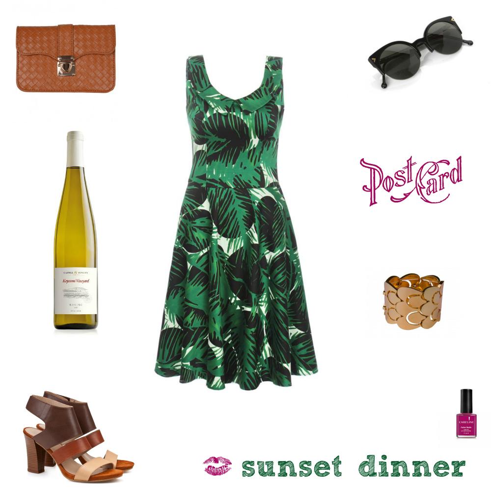 יין לארוחת ערב