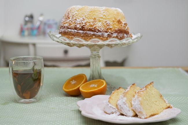 עוגת תפוזים של קרין גורן. צילום: נועם פריסמן
