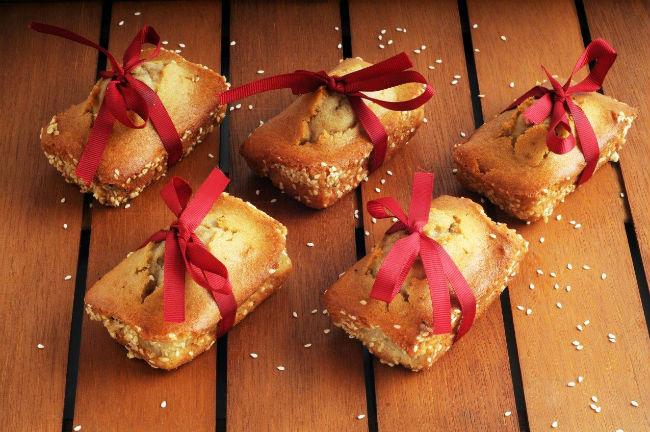 עוגיות טחינה. צילום: יולה זובריצקי